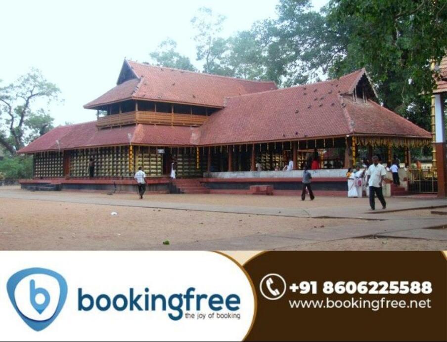 Mullakal Bhagvathy Temple- Alappuzha (Aleppey)
