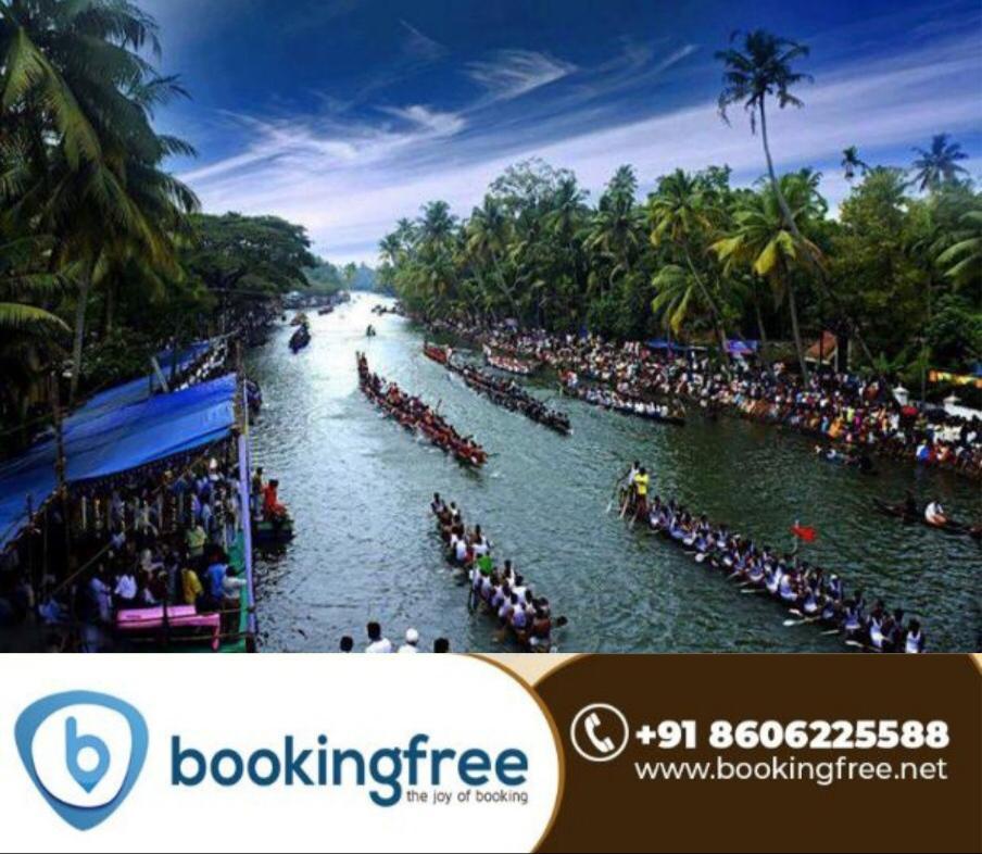 Nehru Trophy Boat Race - Alappuzha ( Alleppey)