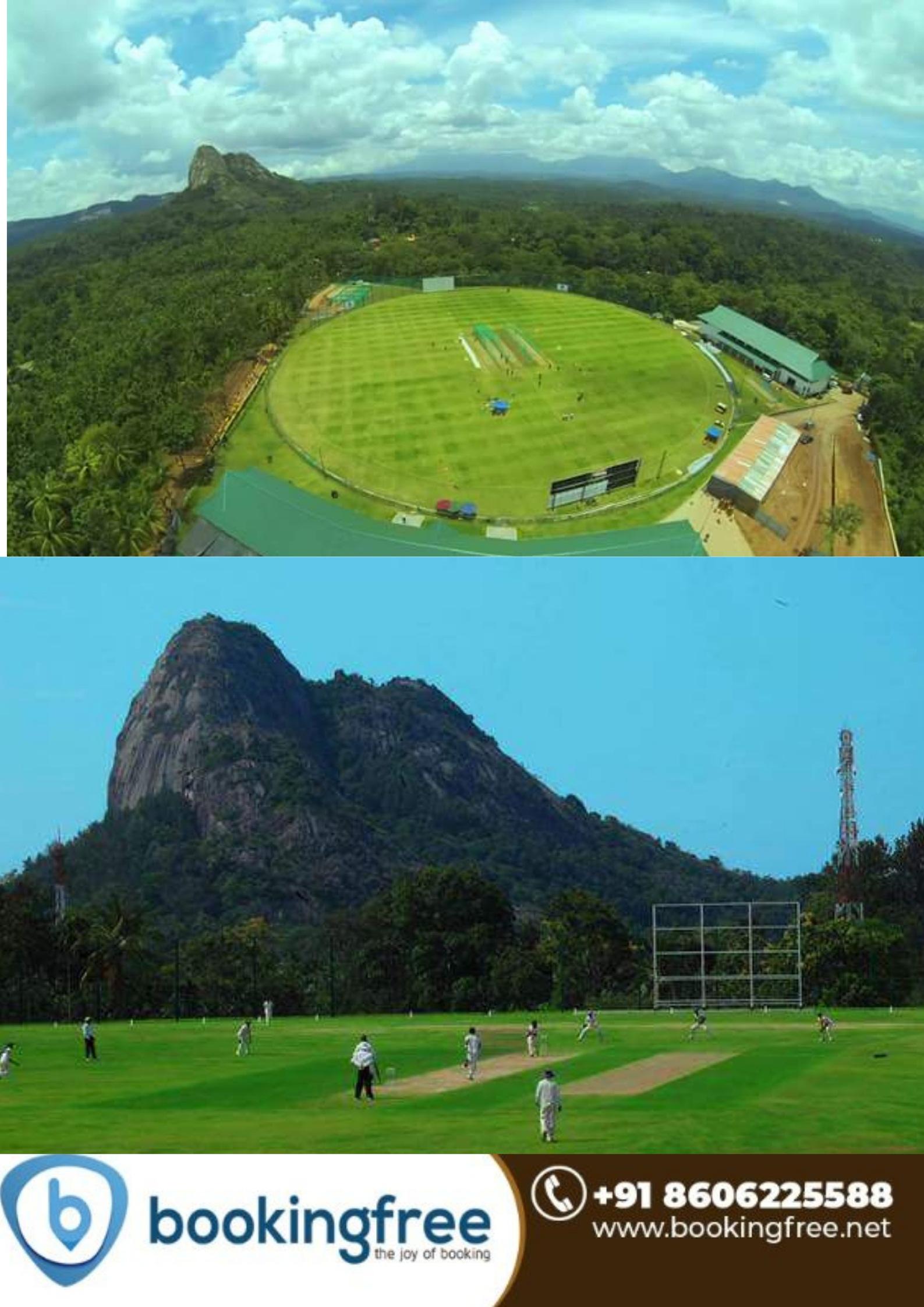 Krishnagiri Cricket Stadium Wayanad