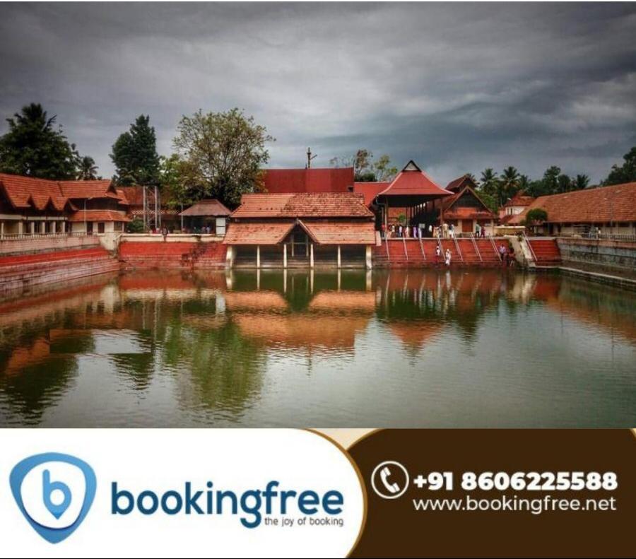 Ambalapuzha Sree Krishna Temple - Alappuzha (Alappey)
