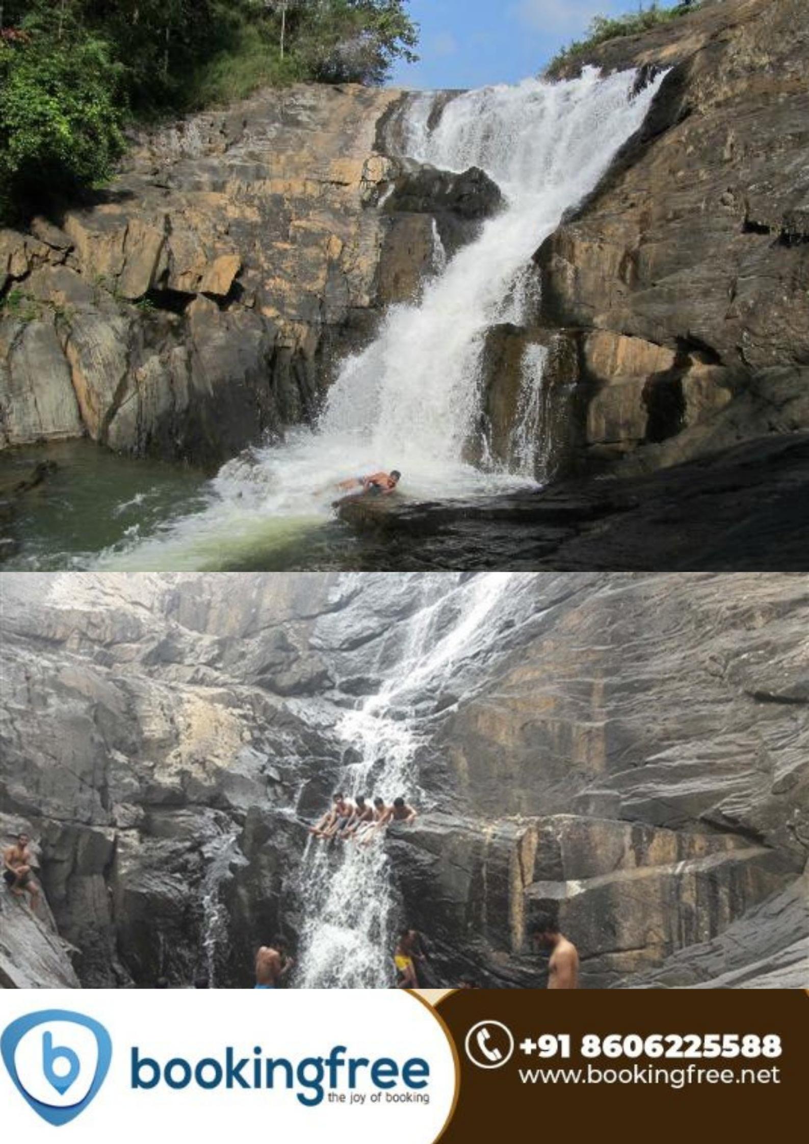 Kanthanpara Waterfalls Wayand