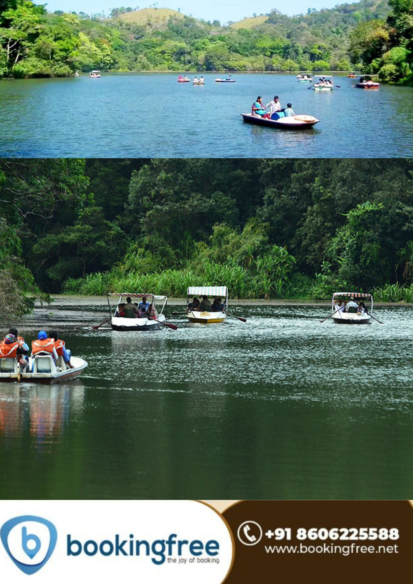 Pookode Lake  Wayanad